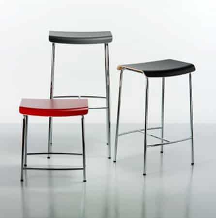 Pause krukken verkrijgbaar in 3 verschillende zithoogtes: 45, 65 en 81cm hoogte: 45, 65 en 81cm hoogte