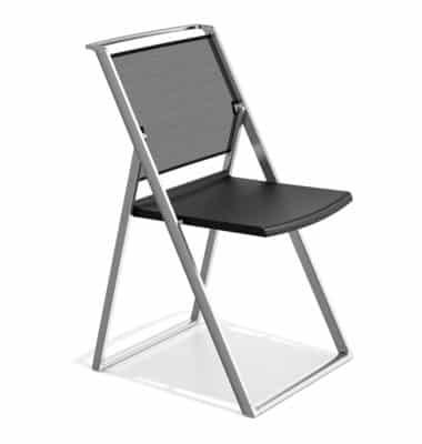 Riva klapstoel - stabiel, comfortabel en ruimtebesparend