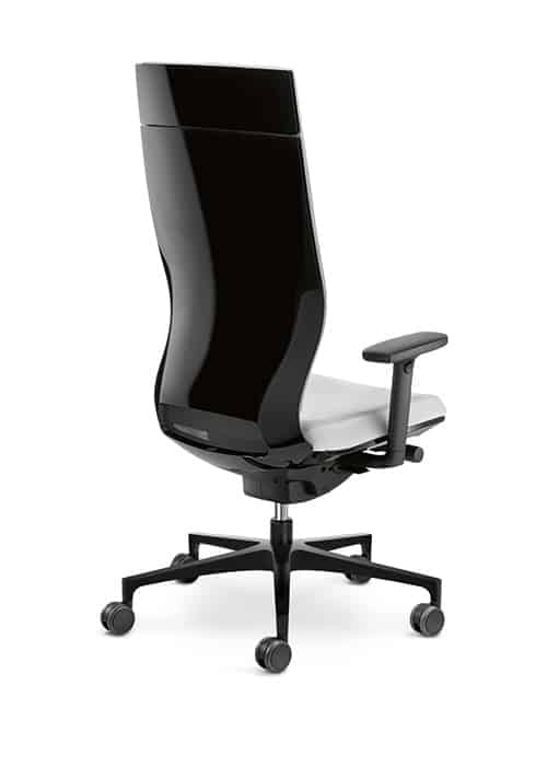 Hoge manager bureaustoel