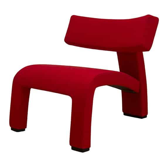 Red Devil - de futuristische stoel