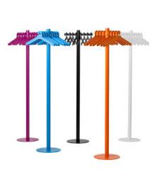 Cascando Pole in de diverse kleuren