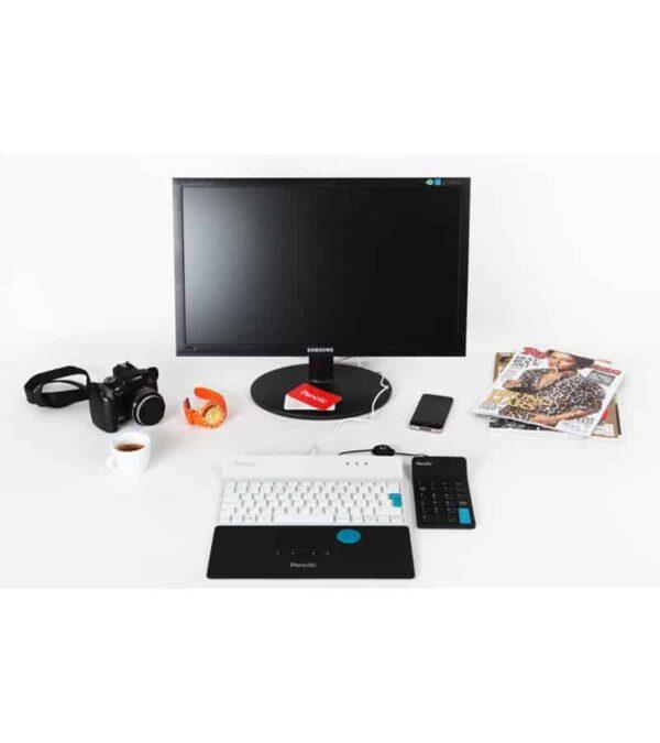 Penclic is een Zweedse fabrikant van de Penclic toetsenbord, muis en trackpad.