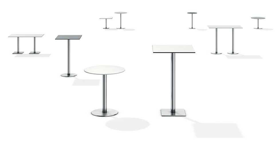 Casala Centre tafels