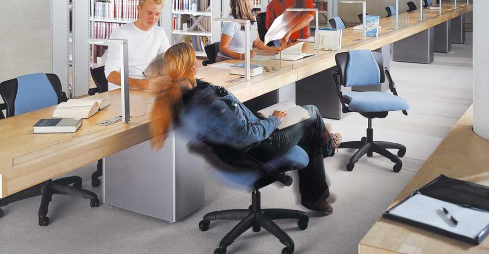 ergonomische bureaustoel HAG H03