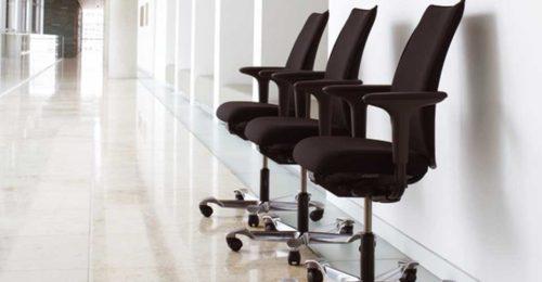 bureaustoelen HAG H05 ergonomisch