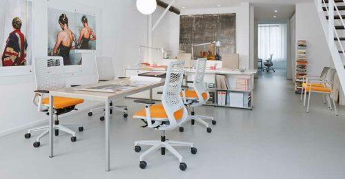 Klober bureaustoelen Mera