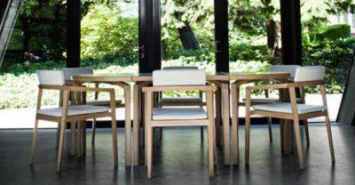 houten tafels Magnus Olesen