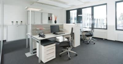 kantoorwerkplekken ophelis Serie U4