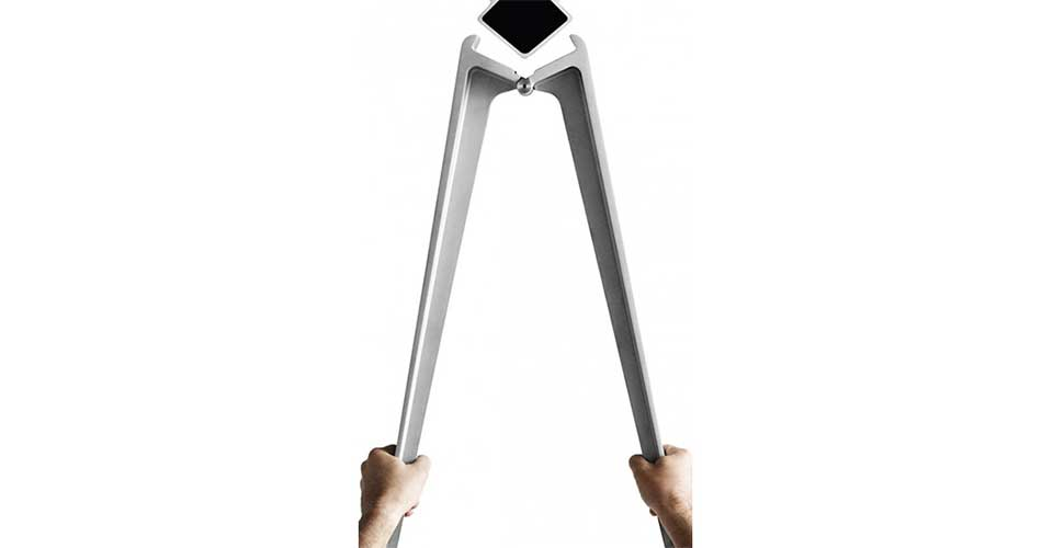 Grip conferentietafel - Uitdagend evenwicht:
