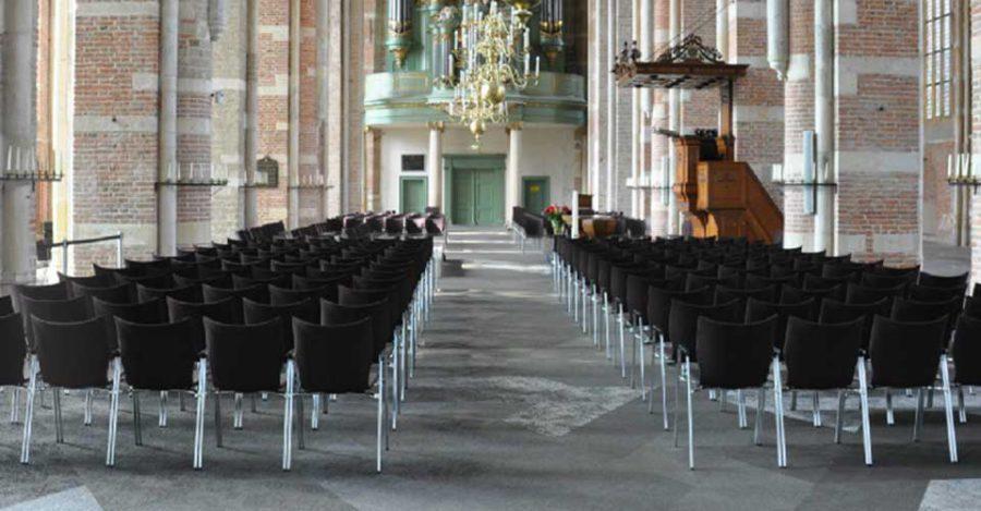 Casala Lynx kerkstoelen