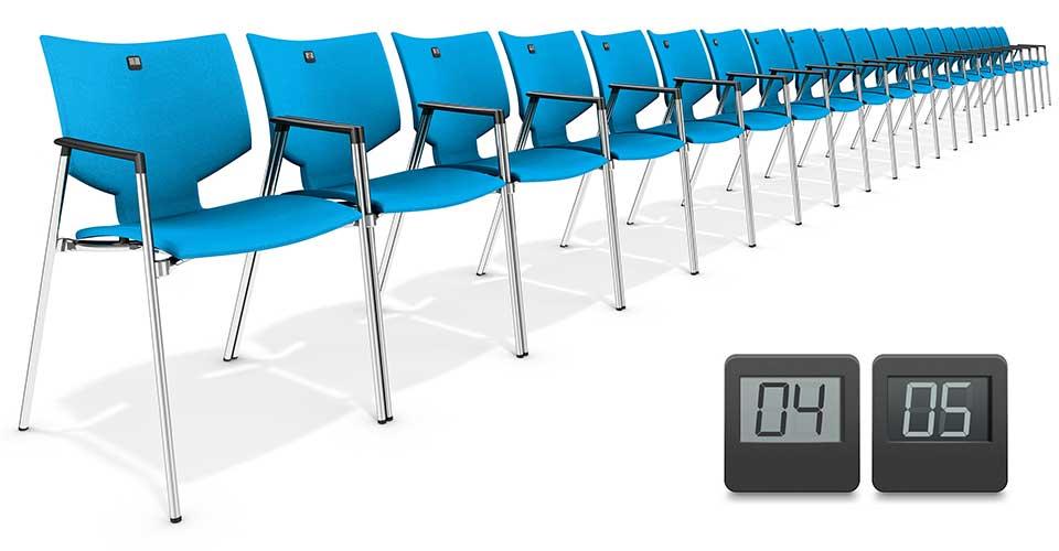 stoelnummering Zifra