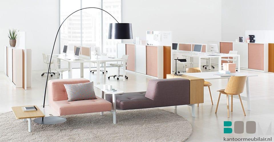 Lounge meubilair Docks voor kantoor