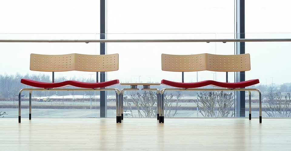 modulair wachtkamer meubilair Sea