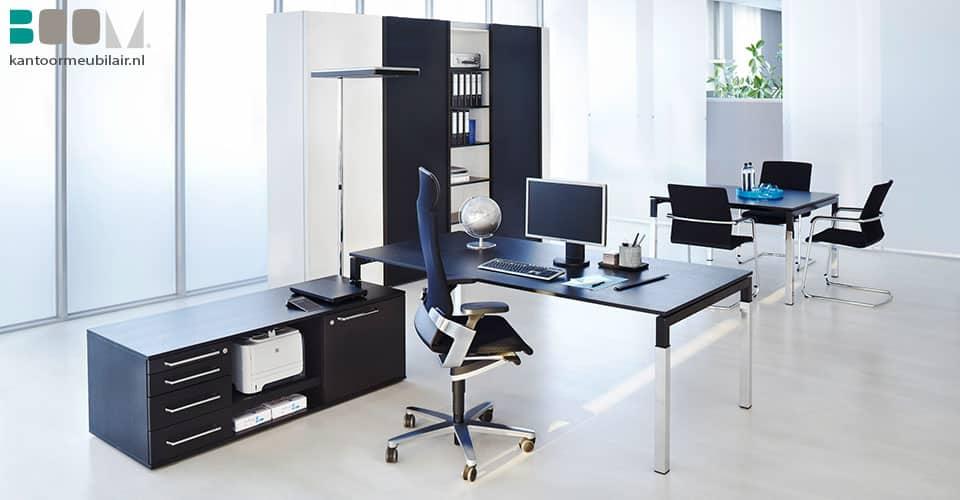 Management kantoormeubelen U4 van ophelis