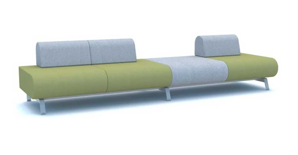 modulaire lounge bank Basso