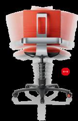 3Dee bureaustoel van Aeris