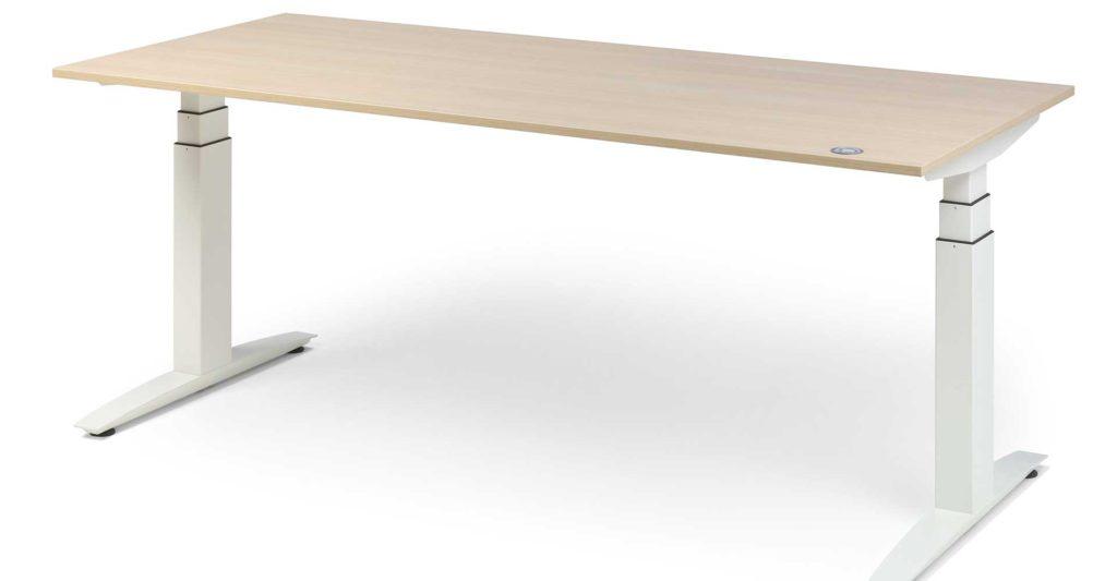 Elektrisch verstelbaar bureau - Hi Tee Voortman