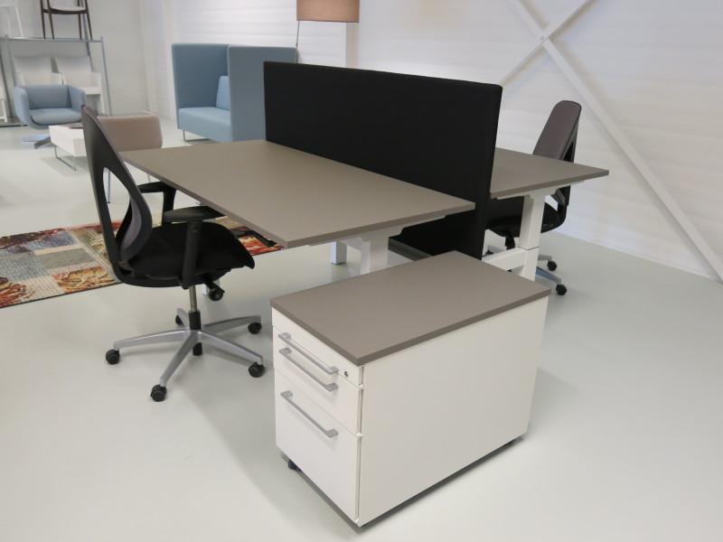 Huislijn kantoormeubelen Project bureau