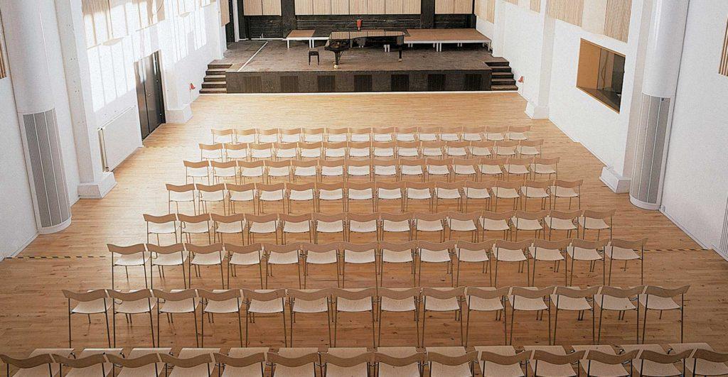 Kerkstoelen Lammhults Campus