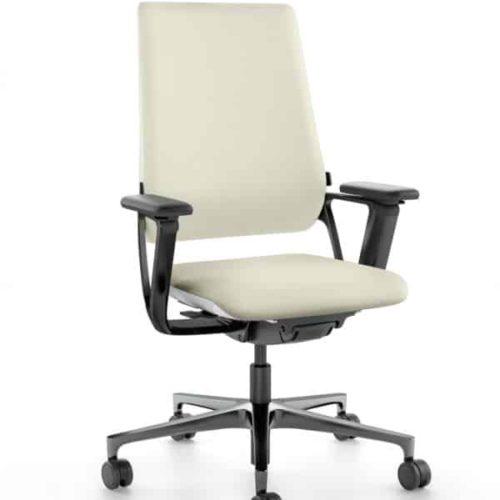 Klober Connex2 automatische bureaustoel vooraanzicht