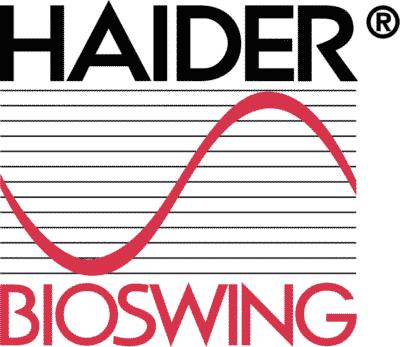 Bioswing bureaustoelen logo
