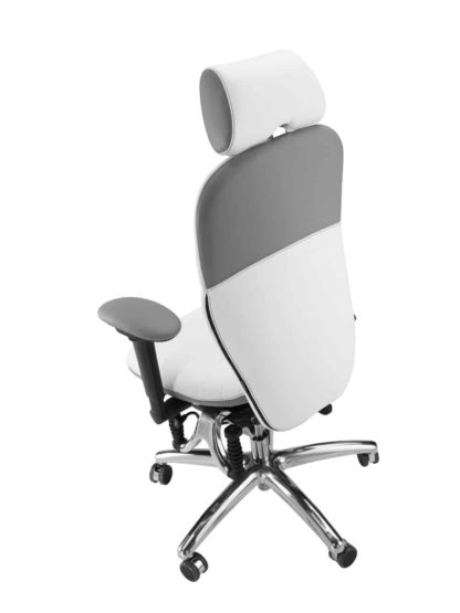 "Bioswing bureaustoel 460 ""White Edition"""