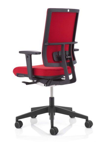 Bureaustoel Köhl Anteo Basic rugzijde