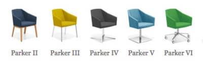 Parker conferentiestoel