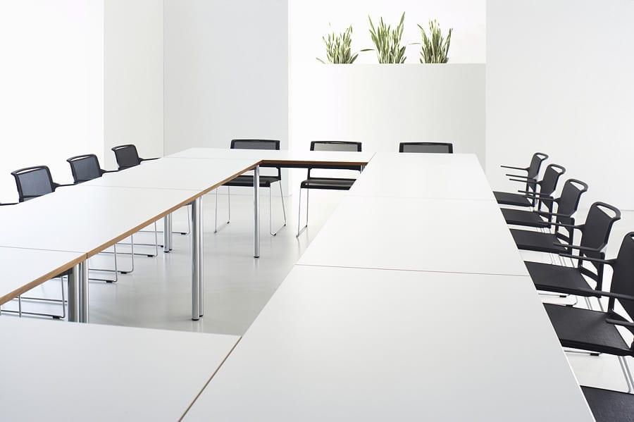 ophelis Serie Z samengestelde conferentietafel