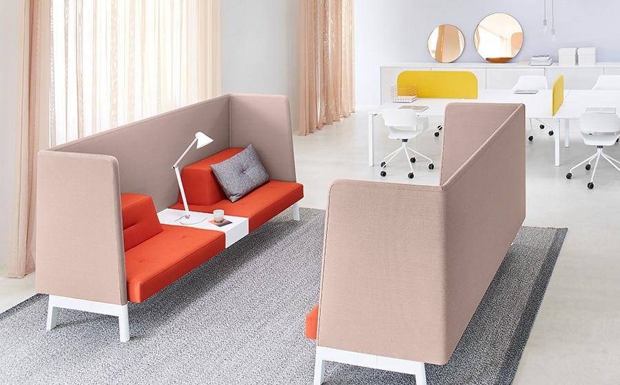 ophelis Docks dubbele sofa opstelling