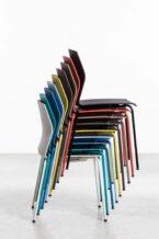 akaba kabi stapelbare stoelen kleurcollectie
