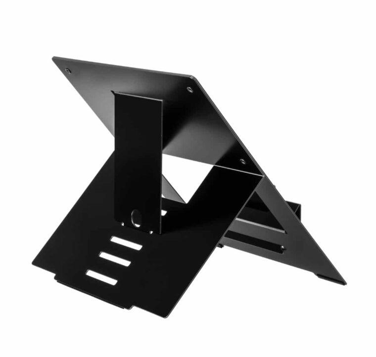 R-GO Riser laptopstandaard zwart