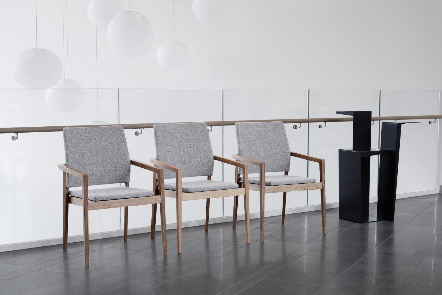Magnus Olesen Session Relax stoel