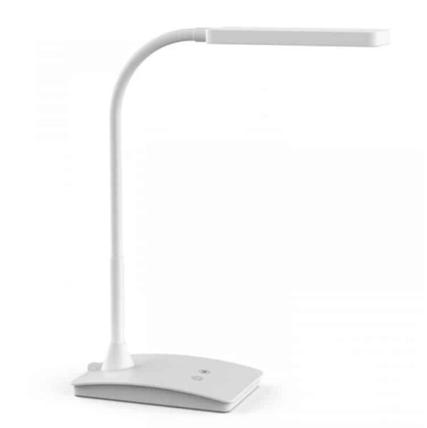 bureaulamp Pearl LED wit