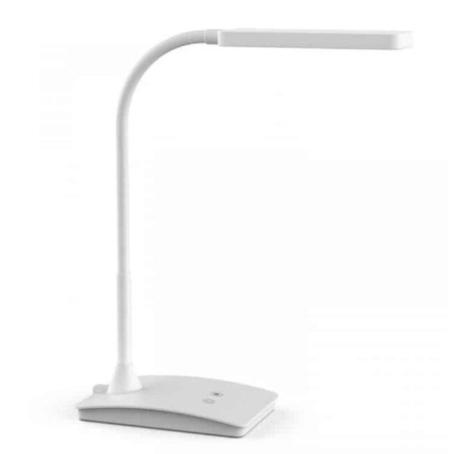 bureaulamp Pearl LED wit