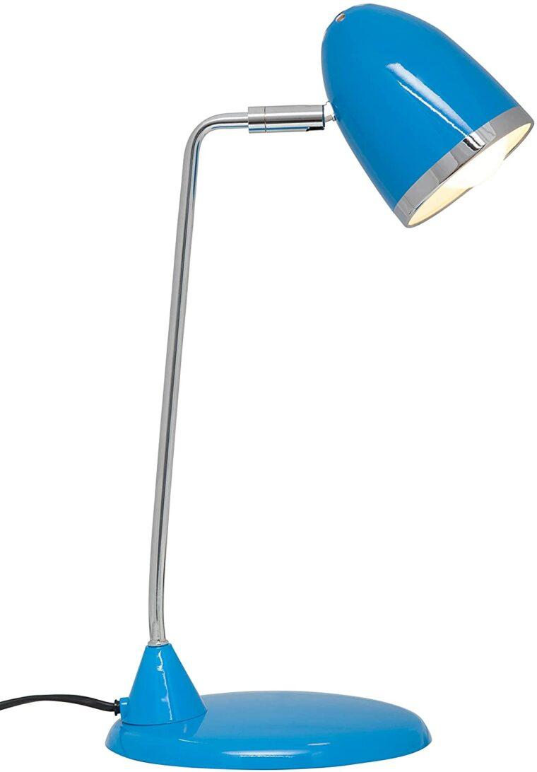 Starlet LED bureaulamp blauw