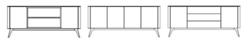 Voortman TABS Cadenza type indeling