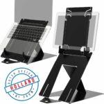 R-Go Riser Duo tablet - en laptopstandaard
