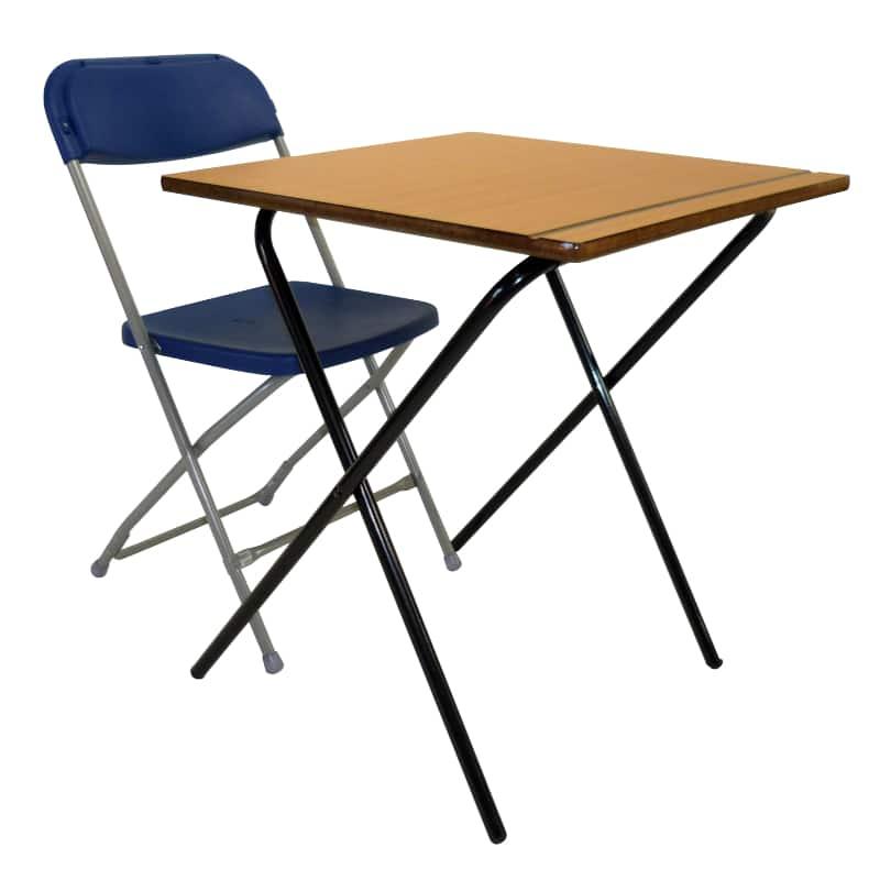 Scholar inklapbare examentafel