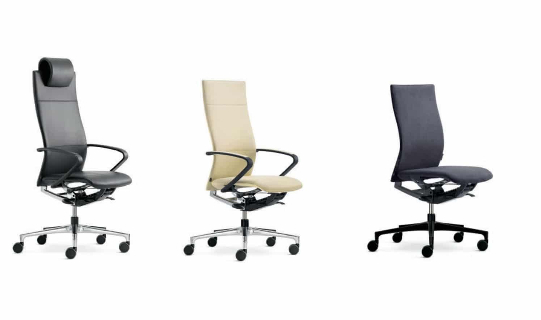 Ciello bureaustoelen van Klöber
